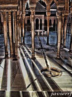 sombras y luz