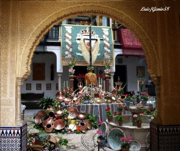Cruces en Granada