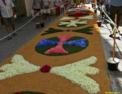 Fiesta del Corpus en Sitges-Barcelona