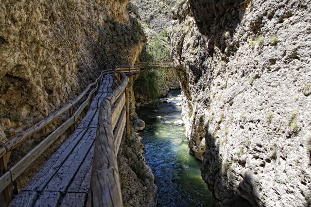 Cerrada rio Castril