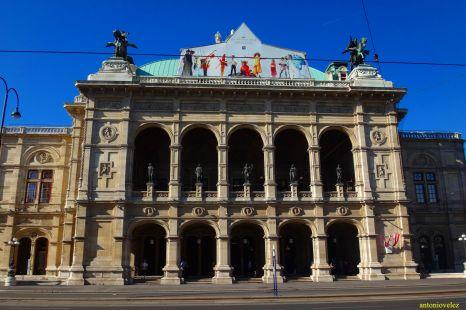 Teatro de la �pera de Viena
