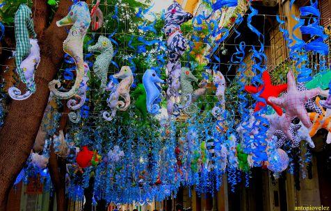 Fiestas de Gracia-Barcelona