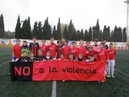 Contra la Violencia en el Fútbol