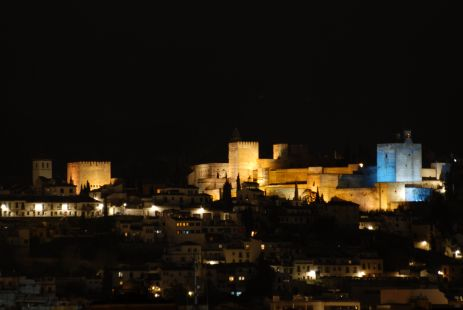 Alhambra pitufa