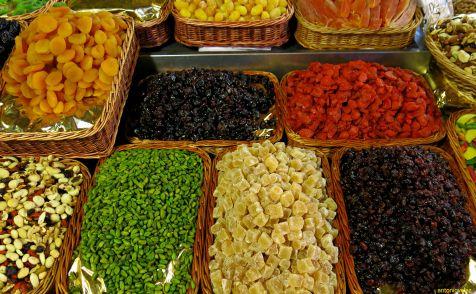 Mercado de la Boquería-Barcelona