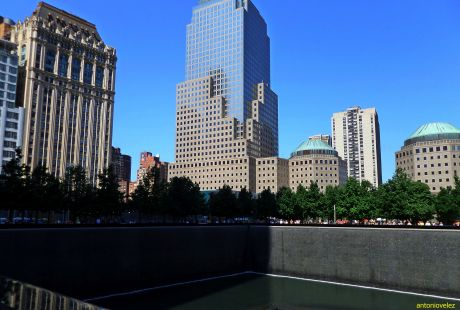 Plaza del Memorial-Nueva York