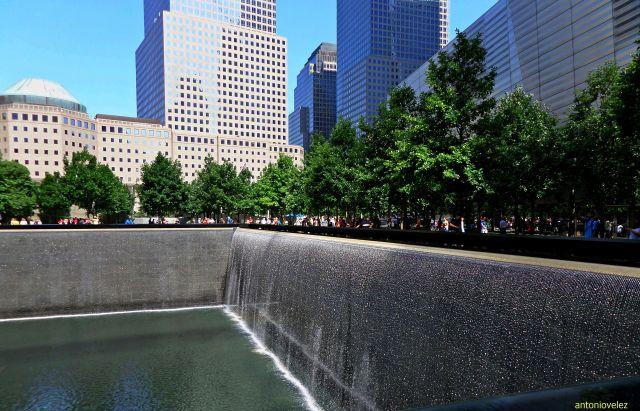 Plaza del Memorial-Nueva York