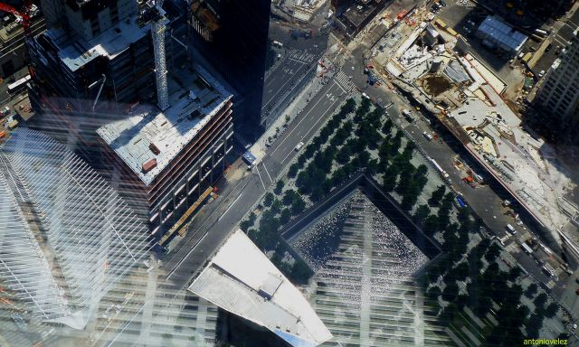 Vistas desde el World Trade Center