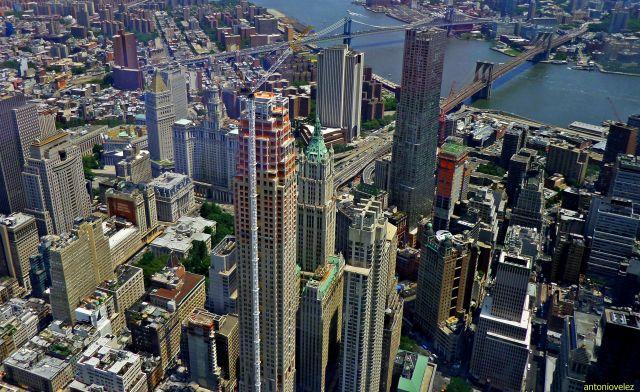 Vistas desde el World Trade Center