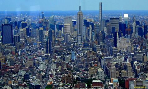 Nueva York desde el World Trade Center