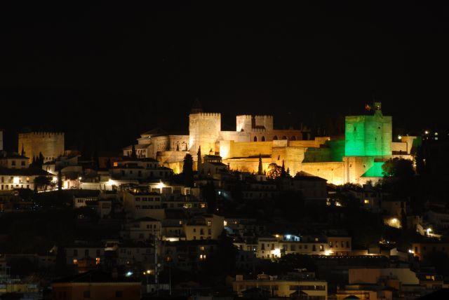 Verde que te quiero Alhambra