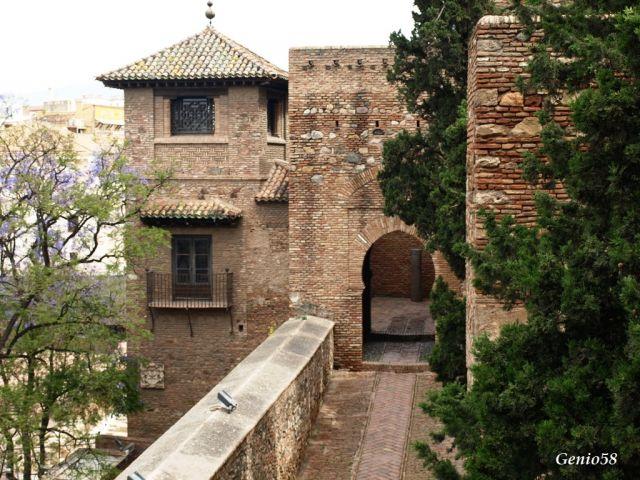 La Alcazaba de Malaga