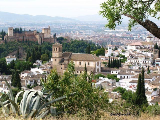San Salvador y el Alcazar
