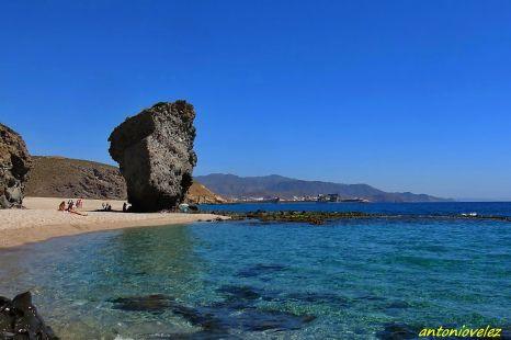Playa de los Muertos-Carboneras